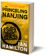 Cover of The Princeling of Nanjing