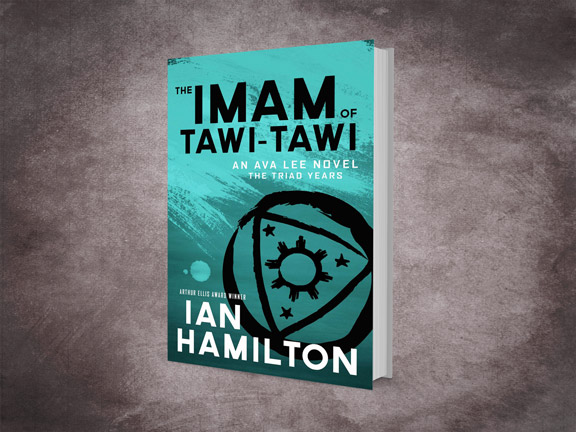 Cover of THE IMAM OF TAWI-TAWI